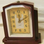 Art Deco Bakelite 'JAZ CLOCK'