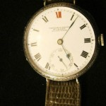 W.W.1 Trench Watch Hobart Jeweller In Amazing condition