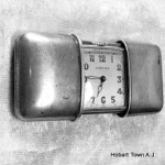 Extremely Rare Cartier Art Deco Watch