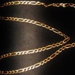 Vintage 9ct Gold 50cm Necklace ~ Chain