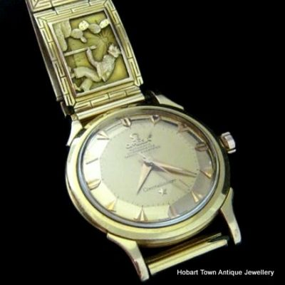 Fine Vintage Watches , Specialising in Rare Pre~1980's