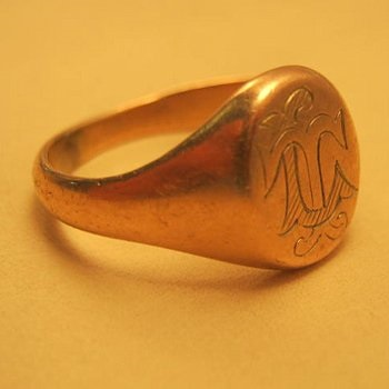 Men's Antique Rings and Men's Vintage Rings