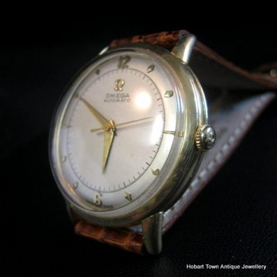 Superb Vintage Omega Bumper Automatic Watch c1950