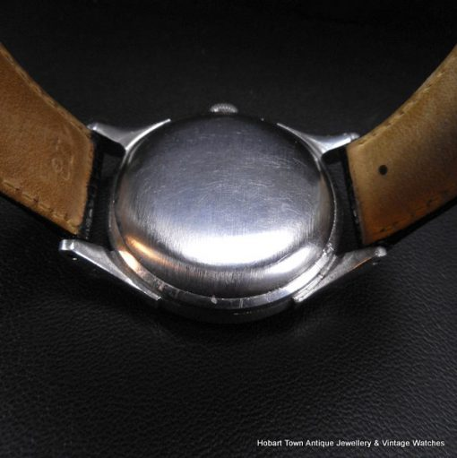 Omega Bumper Automatic 35 mm Fantastic Original Dial 1946