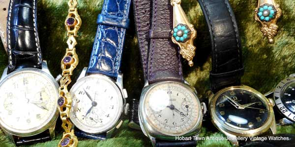 Hobart Town Antique Jewellery & Vintage Watches