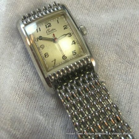 Fantastic WW2 US Navy Aquamedico Croton Original 1943 Stunner