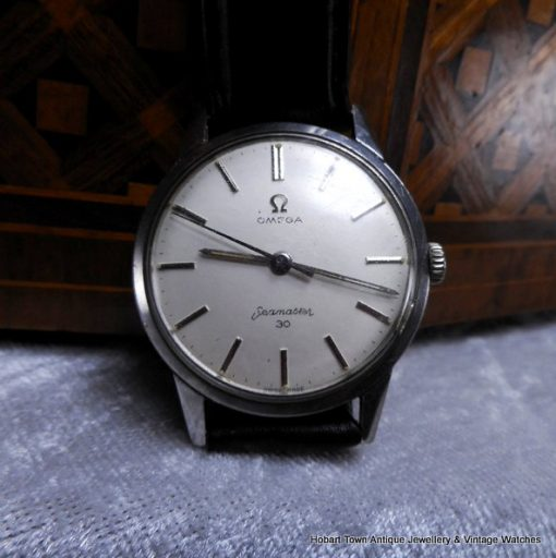 Omega Seamaster 30 Automatic 1960's Vintage Watch